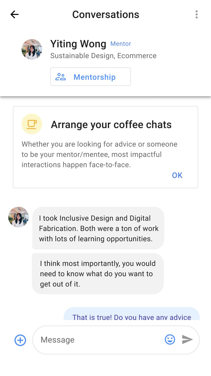 4.2 Messages – Coffee Chat